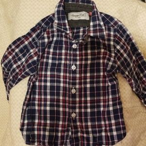 Other - 18 month boy flannel